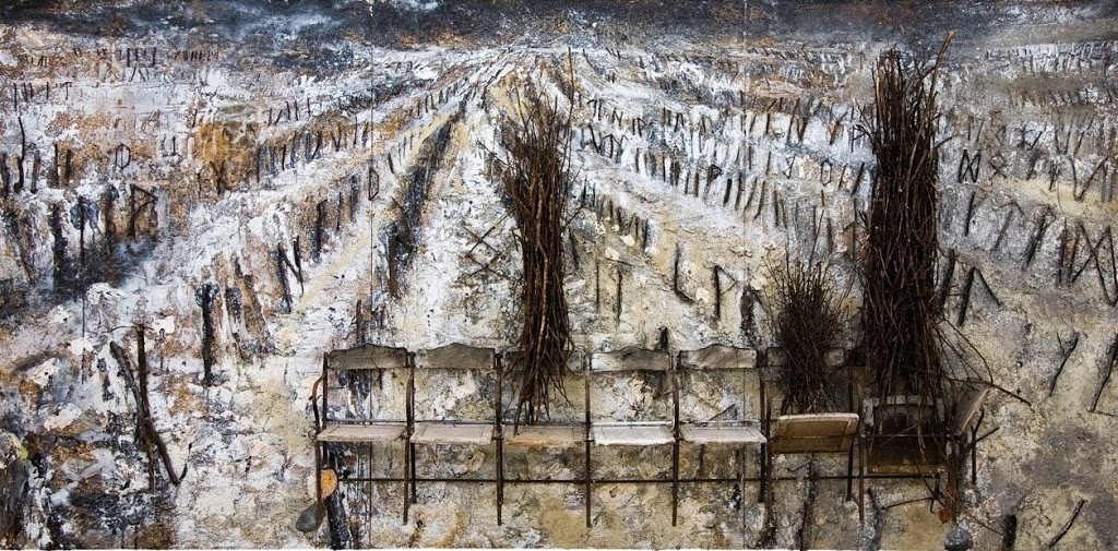 Anselm Kiefer Barjac France
