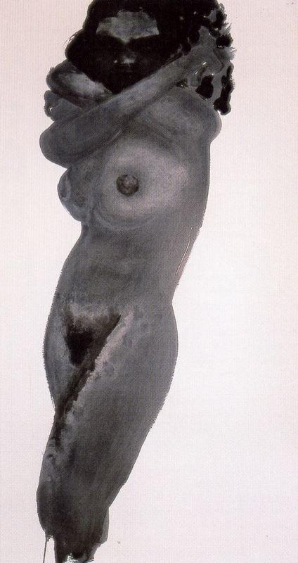 Sailor's dream 1996 Marlene Dumas