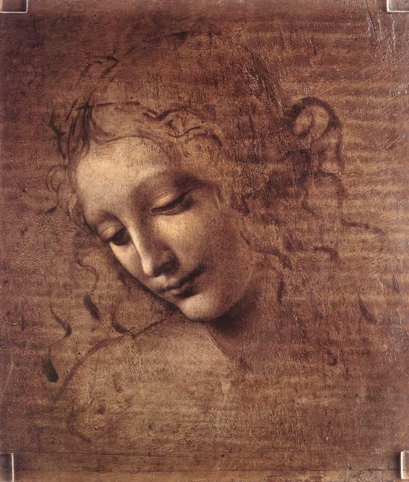 L Leonardo da Vinci c.1508 copy