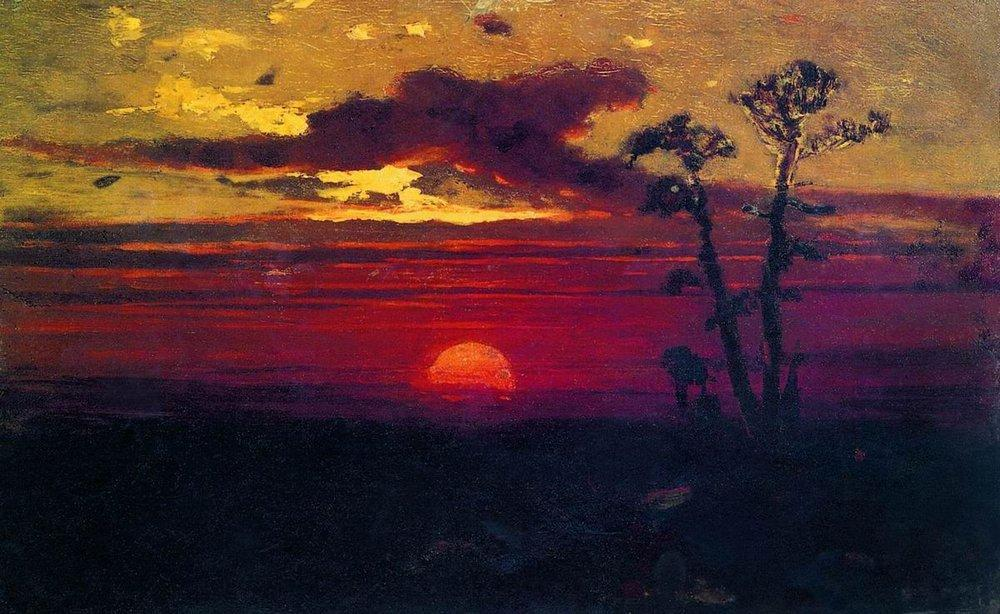 Arkhip-Kuindzhi-Sunset-3-