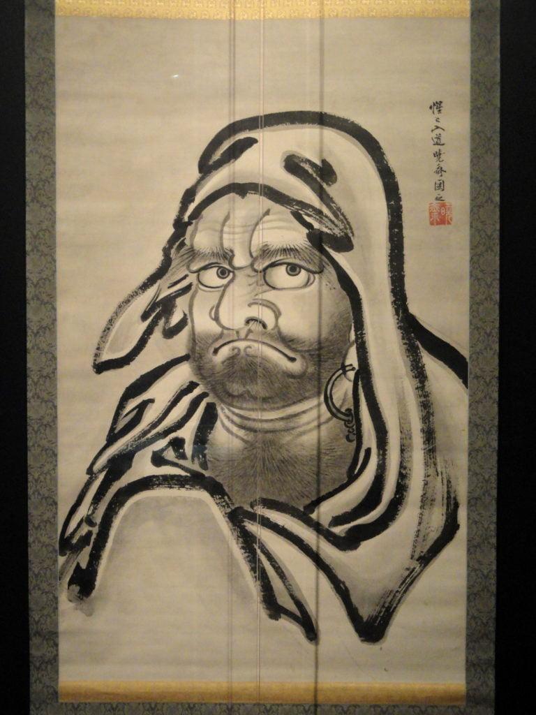 Kawanabe Kyosai Indianapolis Museum of Art 0077