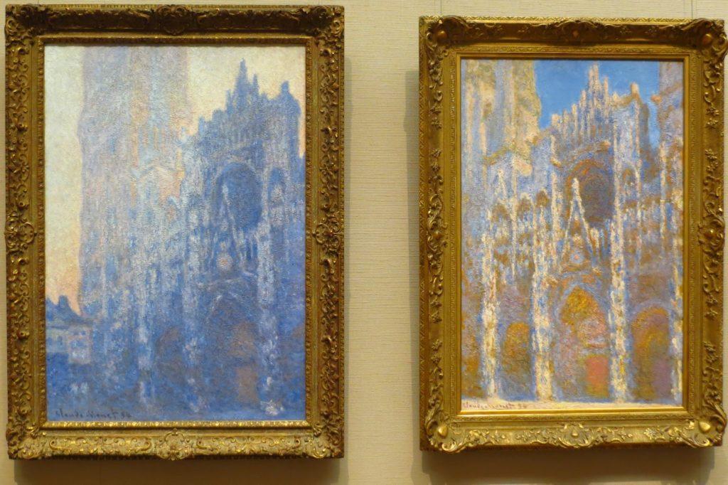 Monet Cathedrals