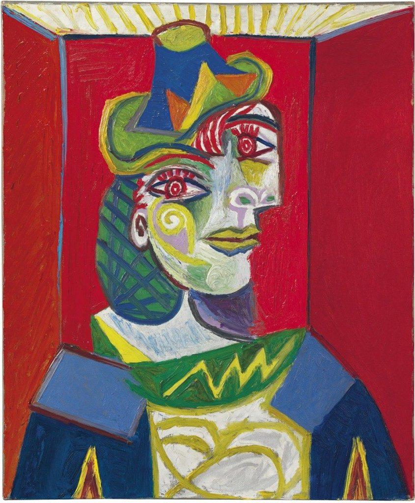 Picasso-buste-de-femme-845x1024